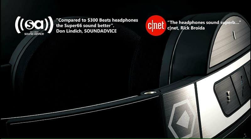 HiFi Elite Super66 Premium Bluetooth Headphones banner