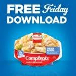 Kroger FREE Friday Download: FREE Hormel® Compleats (September 21 Only)
