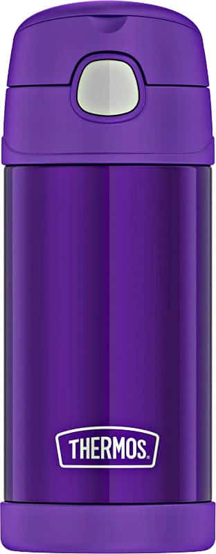 12 Ounce Thermos Stainless Steel FUNtainer Bottle