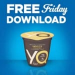 Kroger FREE Friday Download: FREE YQ by Yoplait Yogurt With Ultra-Filtered Milk (September 28 Only)