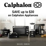 Target: Save Up to $30 on Calphalon Appliances (Through October 20)