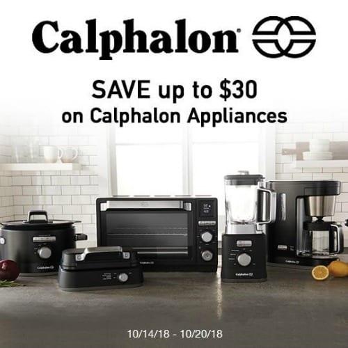 Calphalon promo