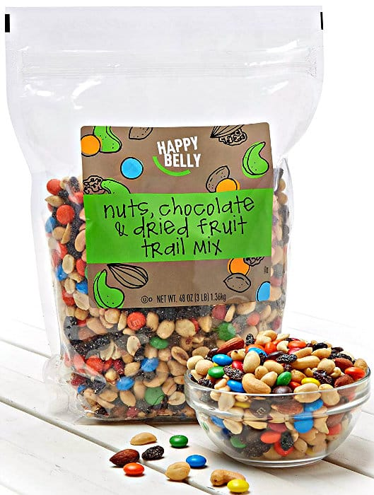48-Ounce Happy Belly Nuts, Chocolate & Dried Fruit Trail Mix