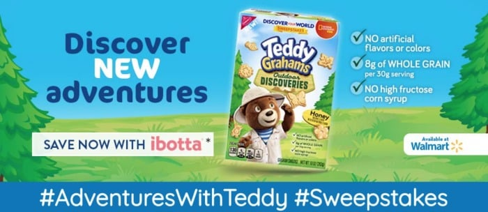 Teddy Grahams Sweepstakes