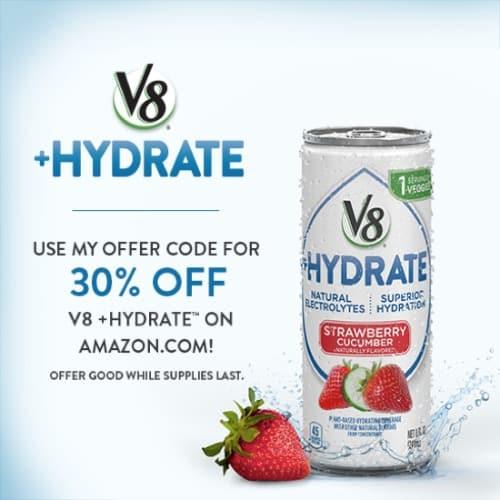 V8 Hydrate