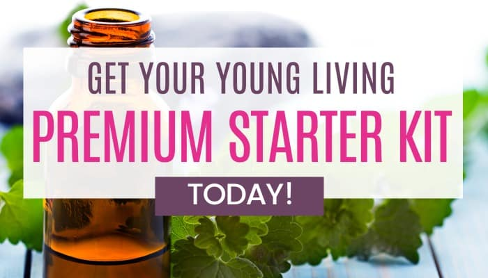 Young Living Essential Oils Starter Kit Sign Up