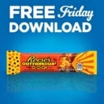 Kroger FREE Friday Download: FREE Reese's Outrageous Bar (October 19 Only)