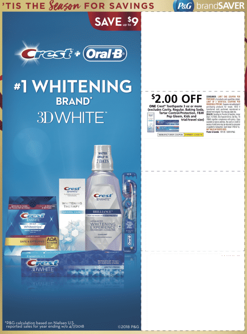 Oral Care promotion