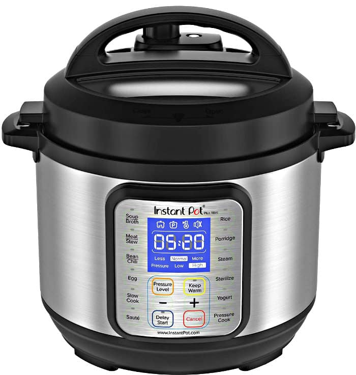Instant Pot Duo Plus Mini 9-in-1 Multi-Use Programmable Pressure Cooker