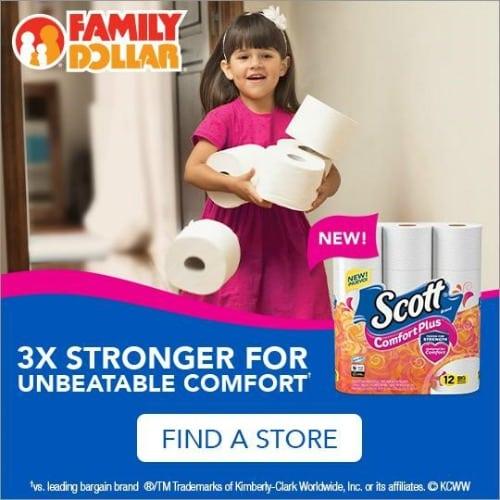 Scotts Toilet Paper