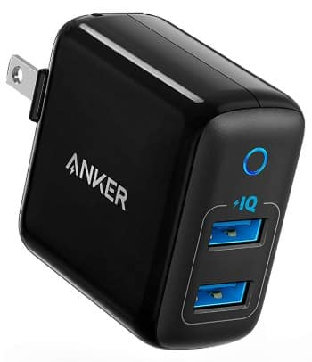 Anker Dual Wall Charger