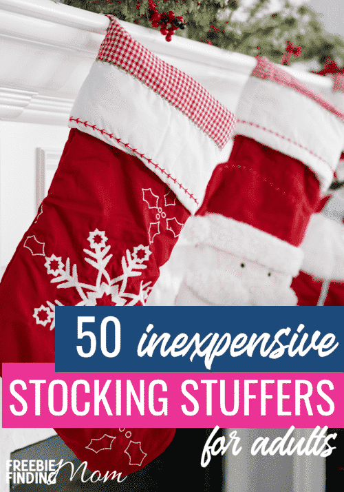 Inexpensive Stocking Stuffers for Adults