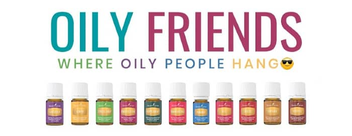 Oily Friends Facebook Group