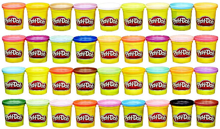 36-Pack Play-Doh Modeling Compound