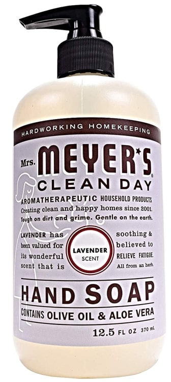 Mrs. Meyer's Hand Soap Lavender