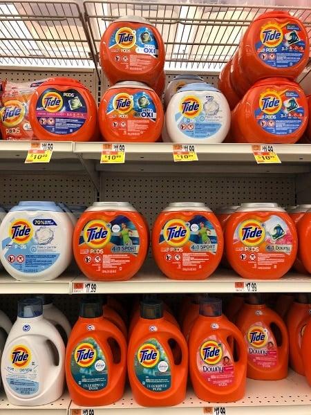 Save On Tide Detergent Amp Pods Printable Coupon