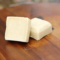Homemade Coconut Oil Lotion Bars