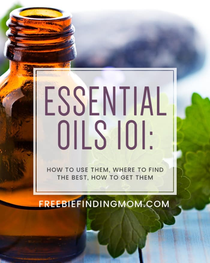 essential oils 101 Young Living sign up page