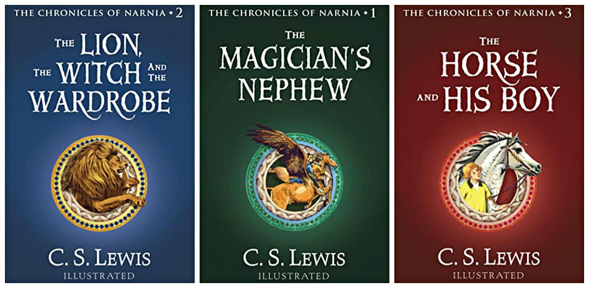C.S. Lewis books on Kindle