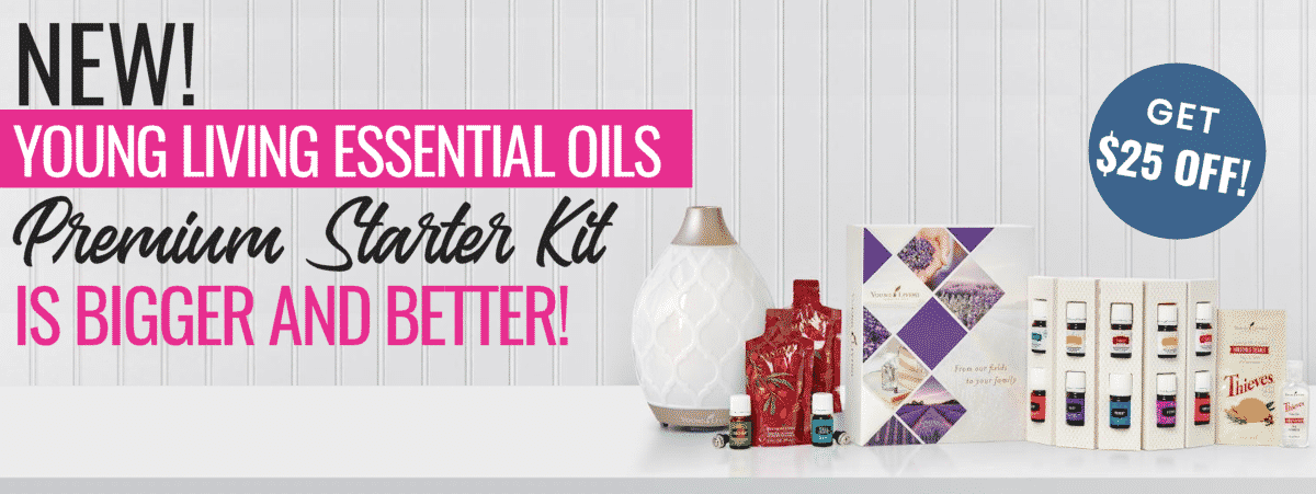 Young Living Starter Kit Sign Up