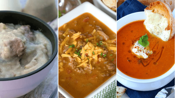 cheap quick meal ideas soup