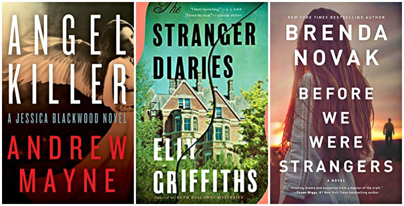 Mysteries and thrillers on Kindle on sale