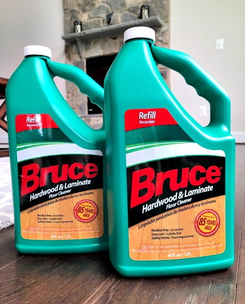 Bruce Floor Cleaner