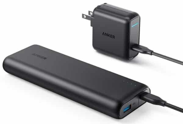 Anker PowerCore Speed Portable Charger
