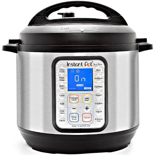 Instant Pot DUO Plus 6 Qt 9-in-1 Multi-Use Programmable Pressure Cooker