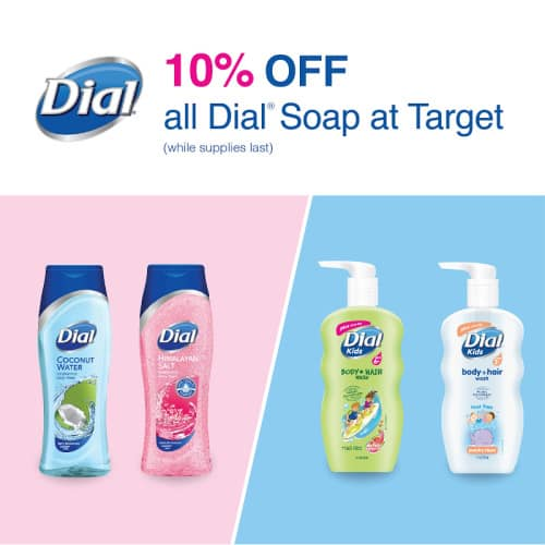 Dial Soap at Target