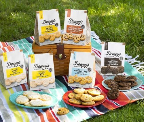 Dewey's Cookies