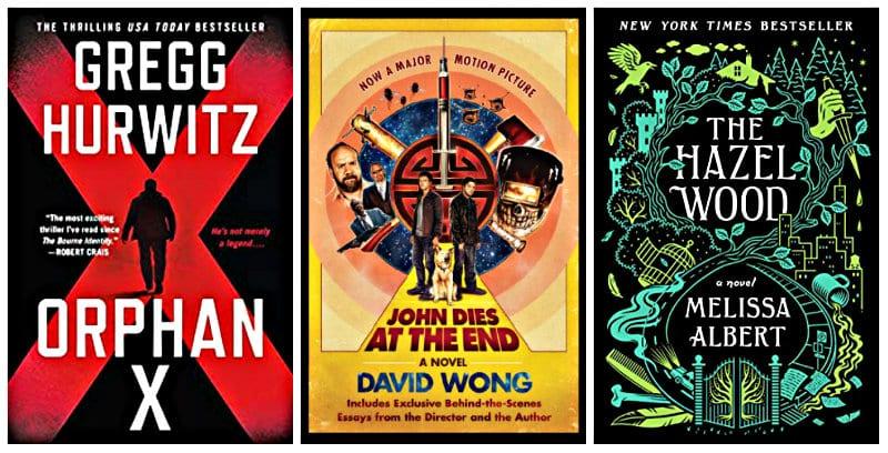 series books on Kindle