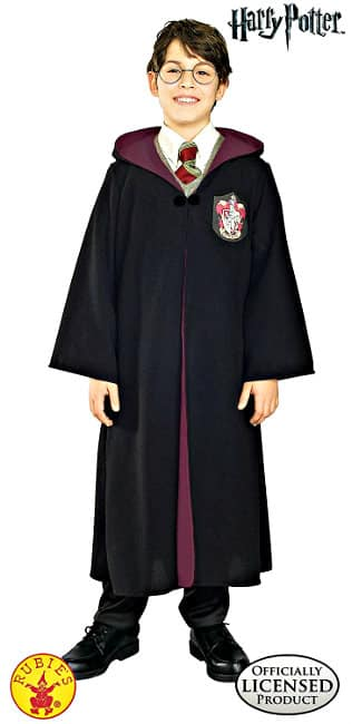 Rubie's Harry Potter Gryffindor Child's Costume Robe