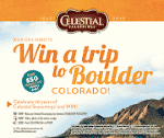 Celestial Seasonings giveaway promo
