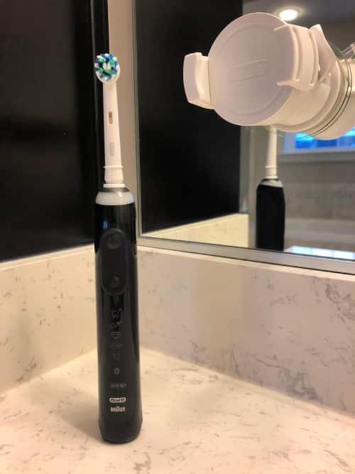 Oral B 8000 Black Toothbrush