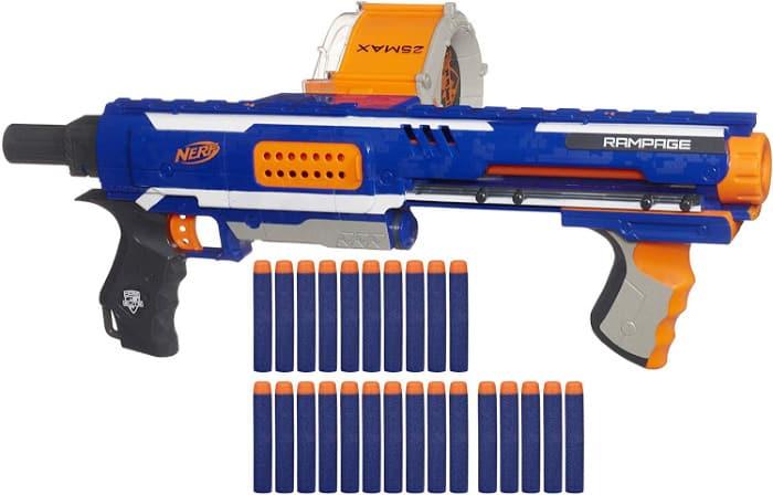 Nerf Ramage Toy