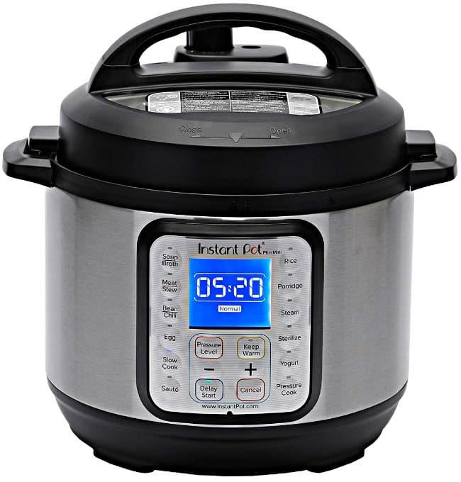 Instant Pot Duo Plus Mini 9-in-1 Electric Pressure Cooker