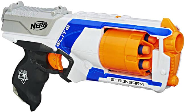 Nerf N Strike Elite Strongarm Toy Blaster