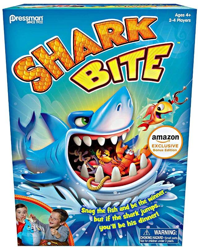 Shark Bite Family Game
