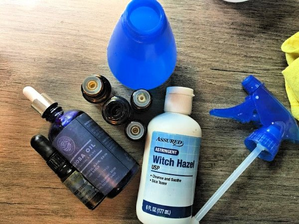 ingredients for homemade hair growth recipes