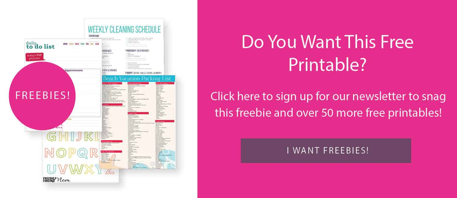 opt in graphic for free printable subscribers