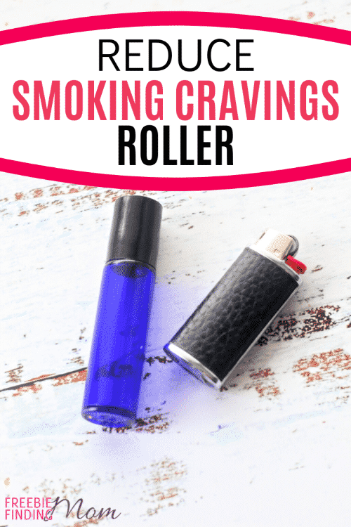 Are you trying to avoid smoking? To help reduce your smoking cravings try this all-natural essential oil roller bottle. This combination of black pepper essential oil, bergamot essential oil, and orange essential oil will create a powerful combination to help you kick the habit! #stopsmokingtips #tipstostopsmokingcigarettes