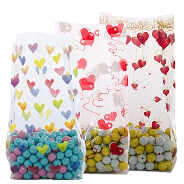 Valentines Cello Bags