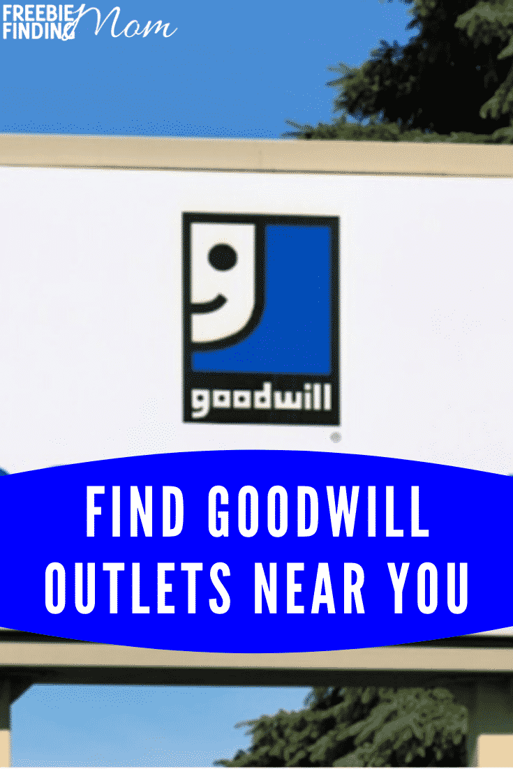 Goodwill Outlets Near Me