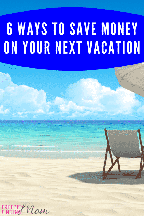 Do you need a vacation? Before you book your travel plans, check out these 6 ways to save money, so you can maximize your fun without breaking the bank! #savemoneytips #moneysavingtips #moneysavinghacks #moneysavingideas