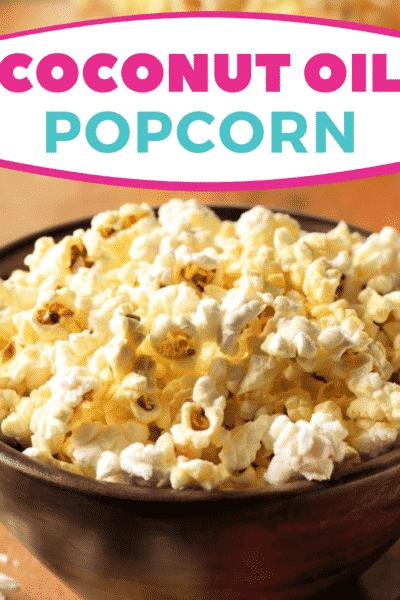 low calorie popcorn