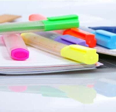Free school supplies for college students
