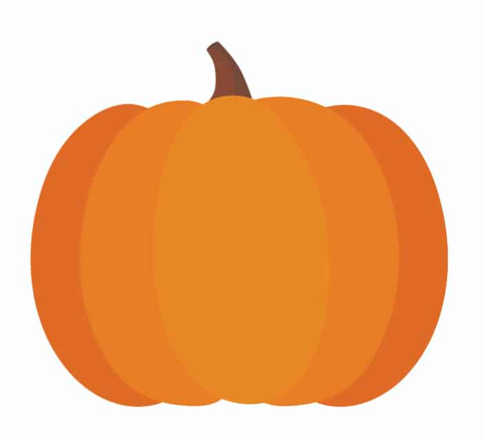 free pumpkin printable