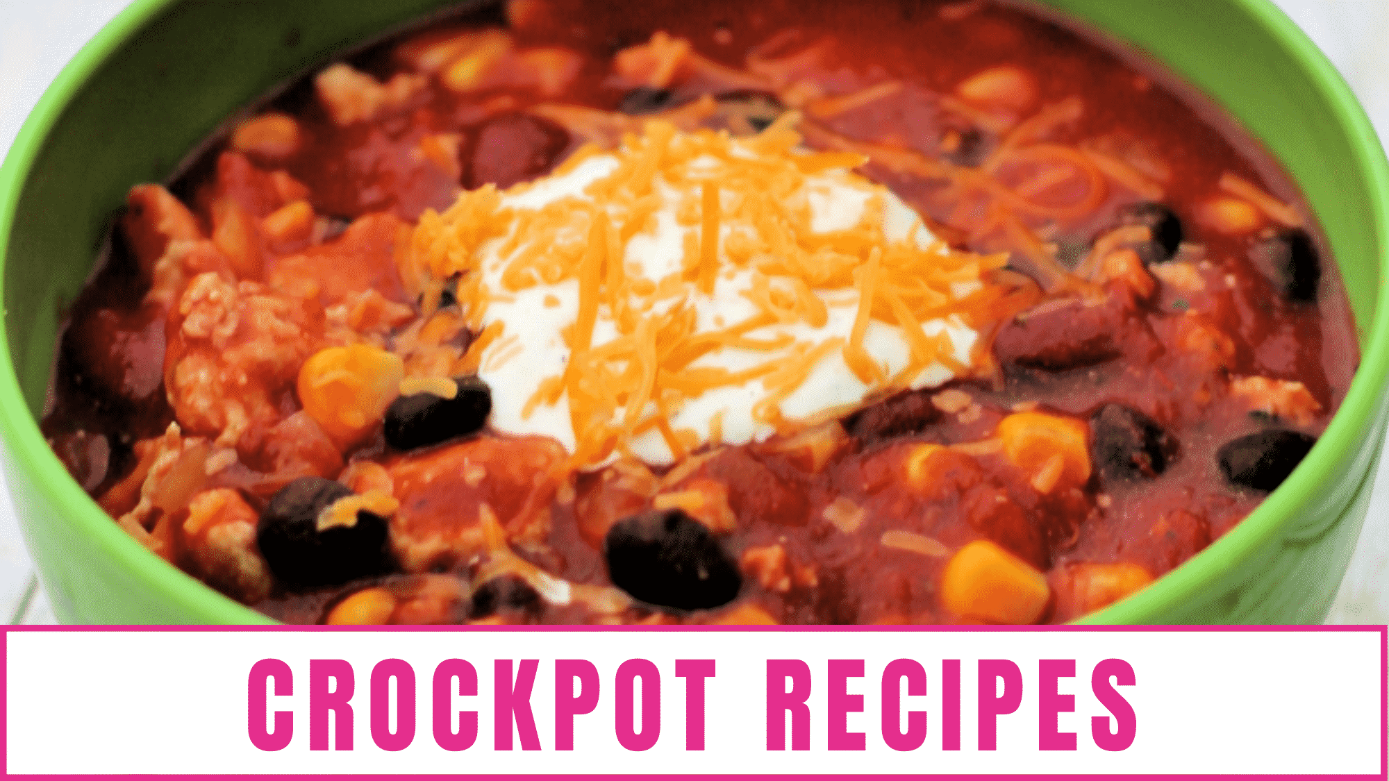 The crockpot is my secret weapon for whipping up cheap meals for big families that are also easy and fairly hands-off.
