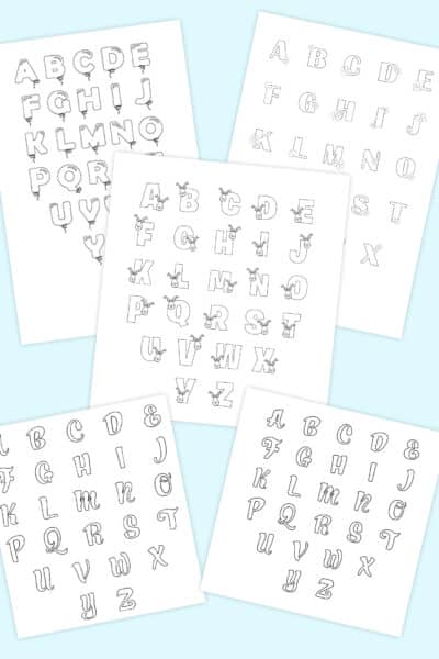 free printable budget letters templates